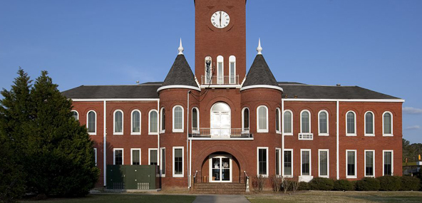 Elba Courthouse